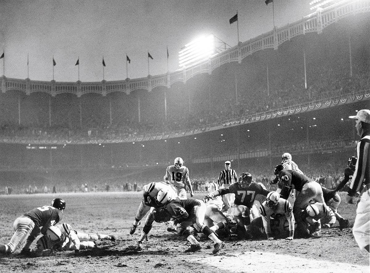 NFL Championship Game, Dec. 28, 1958