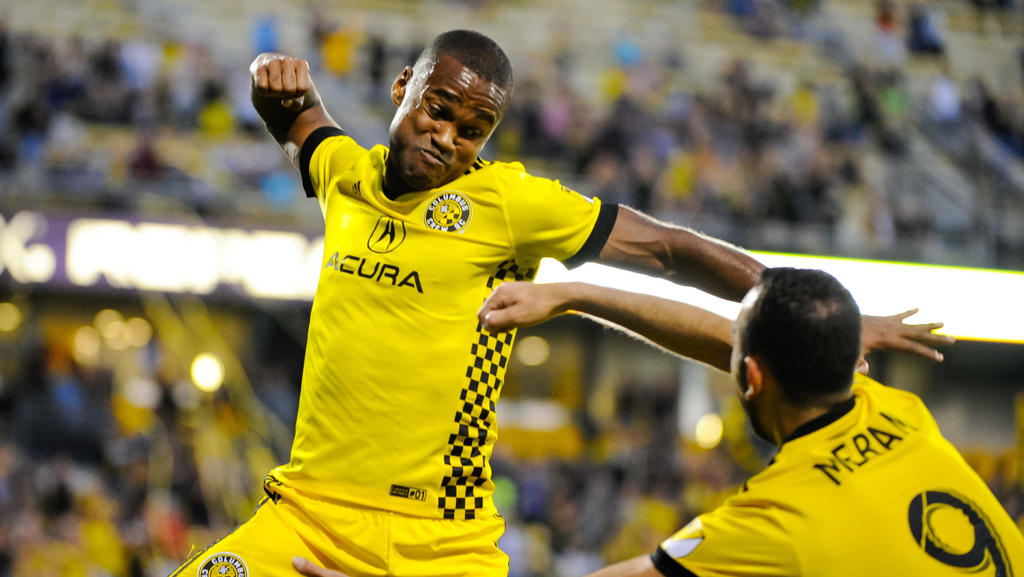Ola Kamara – Los Angeles Galaxy