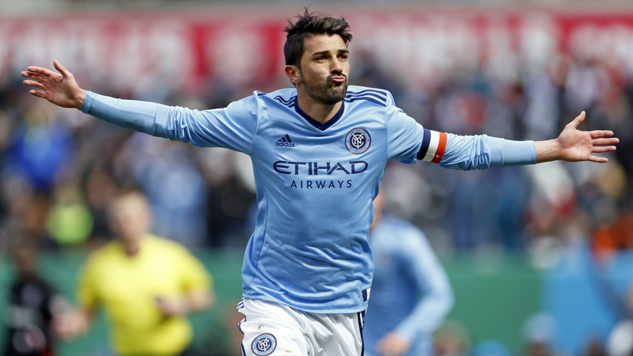 David Villa - New York City FC