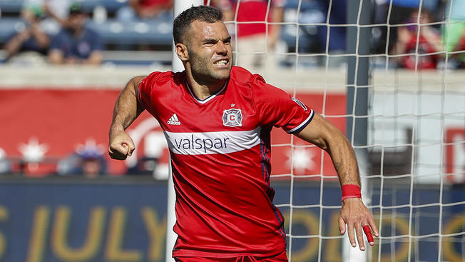 Nemanja Nikolic - Chicago Fire