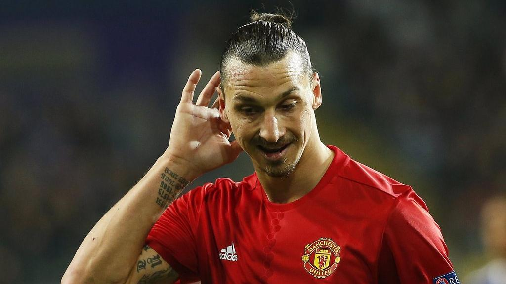 Outside Chance - Zlatan Ibrahimovic
