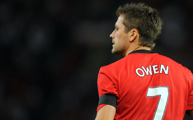 Michael Owen - 5 Goals in 31 Games