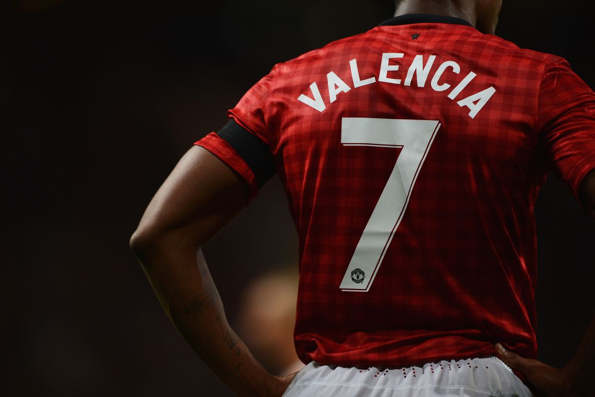 Antonio Valencia - 1 Goals in 30 Games