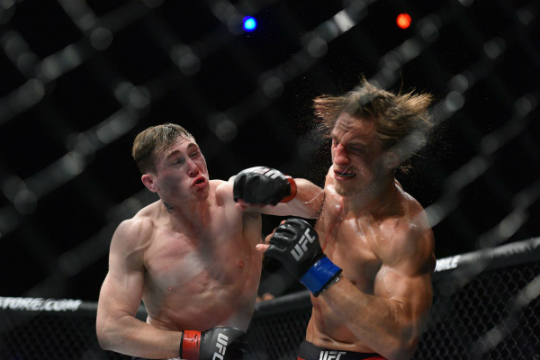 British slugger Darren Till looks to upset the champ in the main event of UFC 228.
