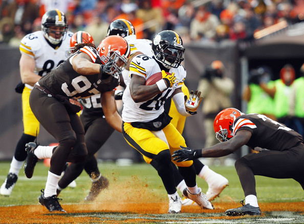 LeVeon-Bell-Browns