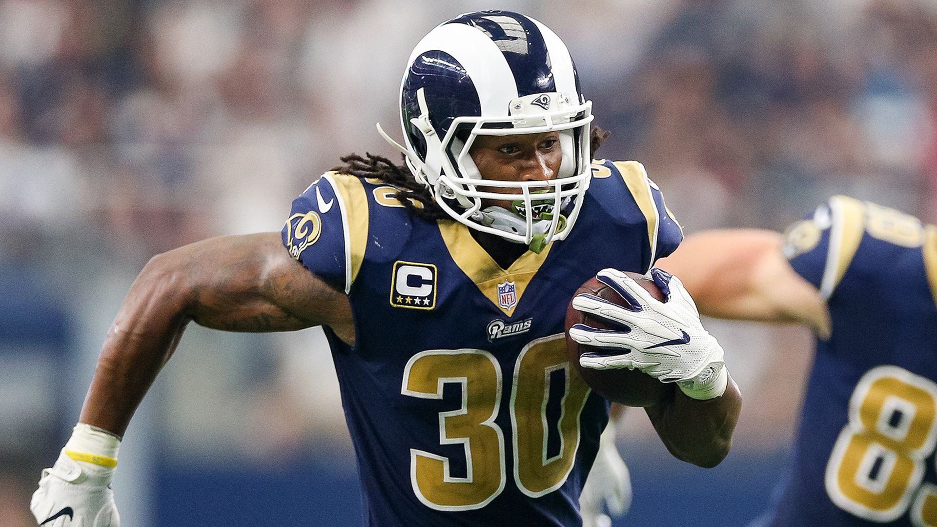 Todd Gurley - NFL Football