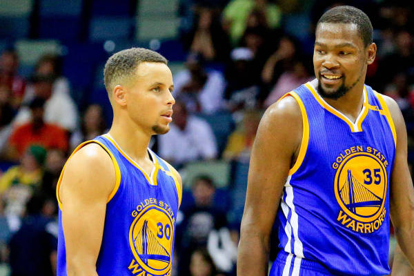 Will the Warriors repeat as NBA champs?