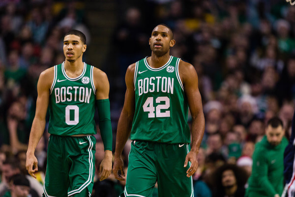 The Celtics are ready to rival the Warriors.
