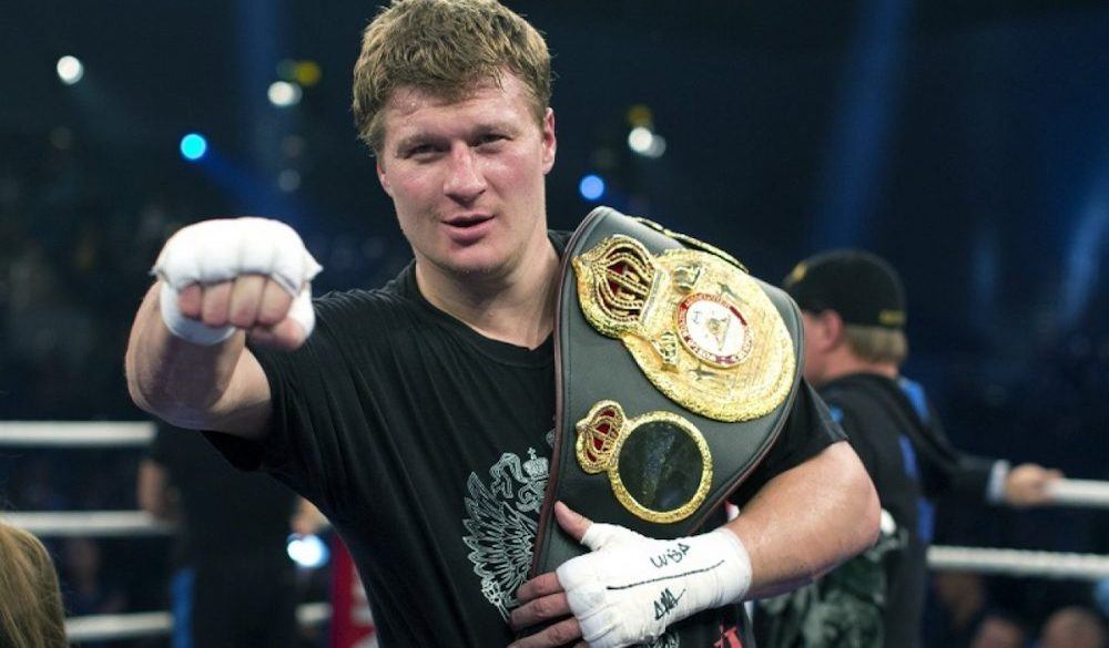 Can Alexander Povetkin pull off the upset?
