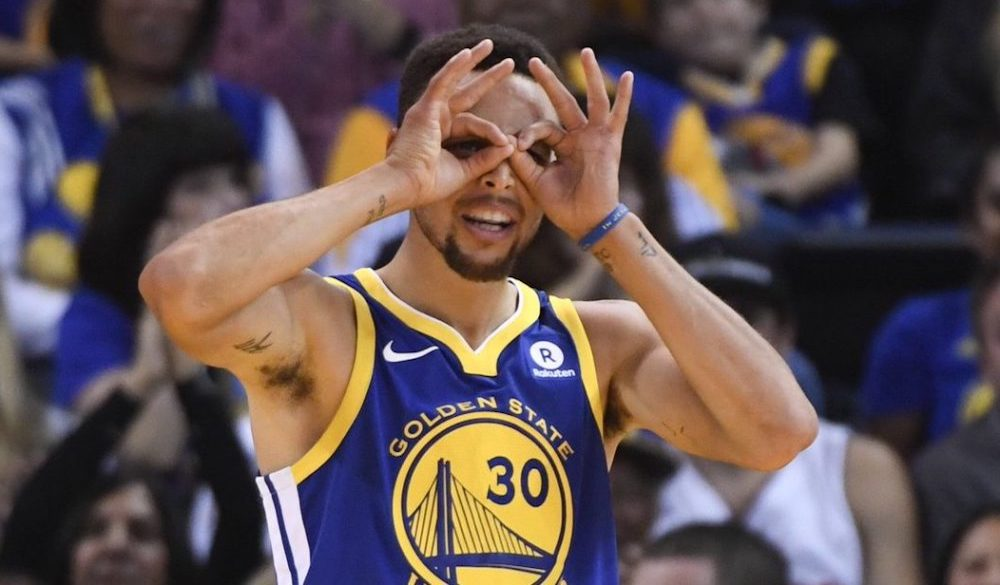 Stephen Curry and the Warriors are in a class all their own.