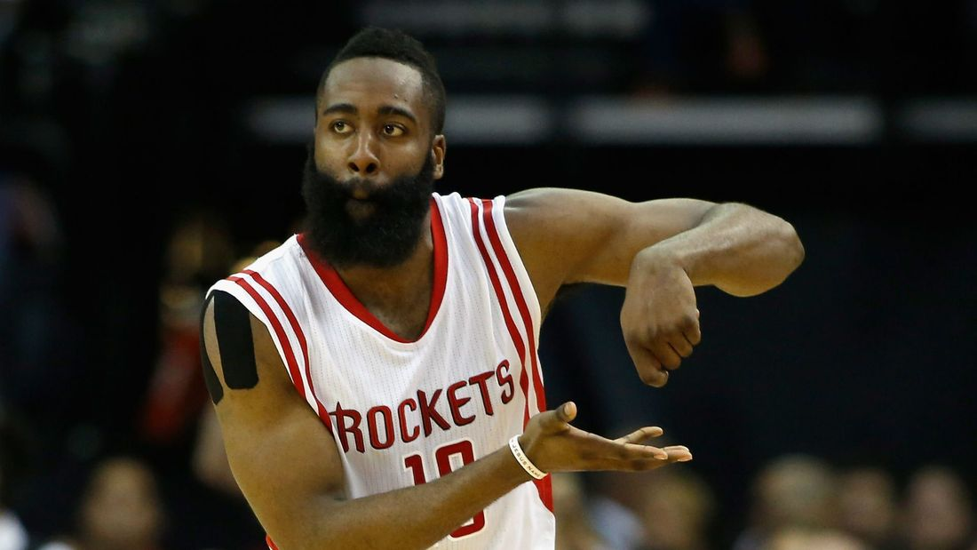 James Harden - Houston Rockets