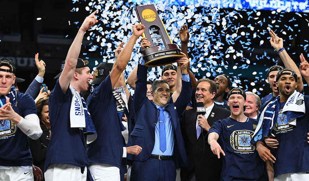Villanova is an example of the importance of chemistry.