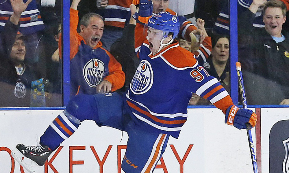 Connor McDavid is poised for a leap.