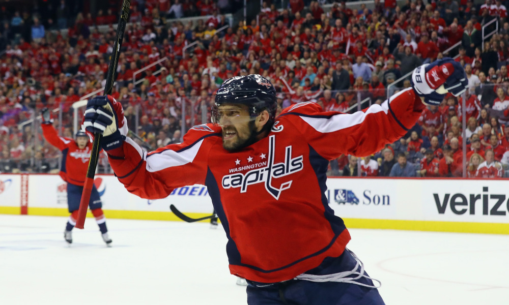 Alex Ovechkin is still on top of his game.