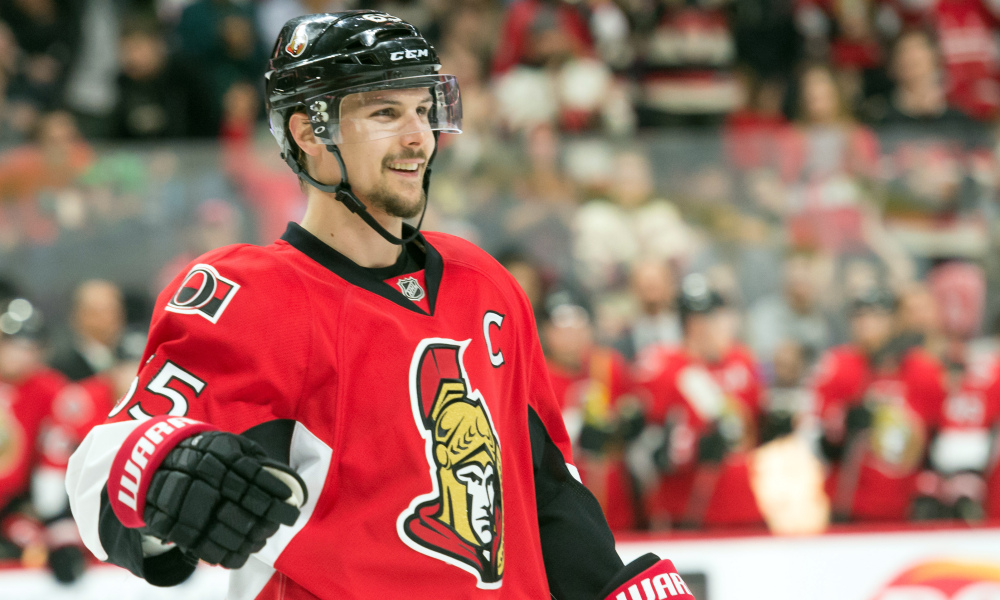 Is Erik Karlsson primed for a career year?