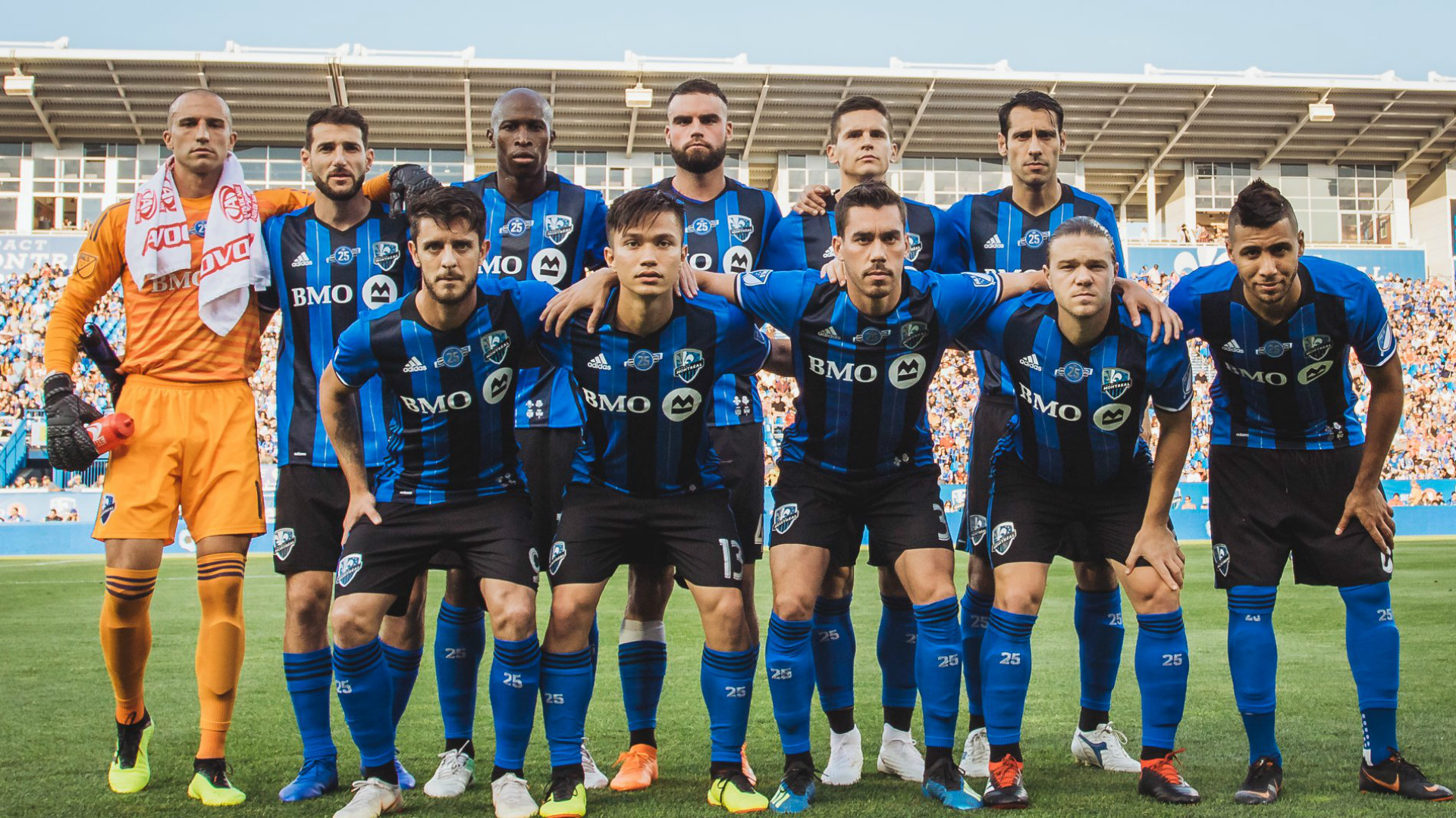 Montreal Impact Odds